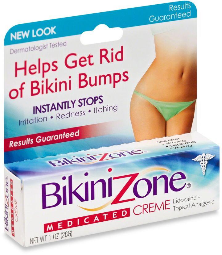 Bikini Zone® 1 oz. Medicated Creme