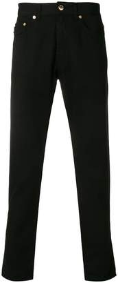 Love Moschino slim cropped jeans