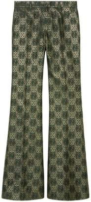 Gucci GG Art Deco floral pant