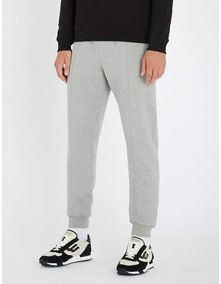 Bally Logo-embroidered cotton-jersey jogging bottoms