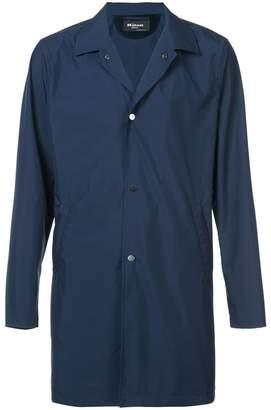 Kiton long sleeved button up coat