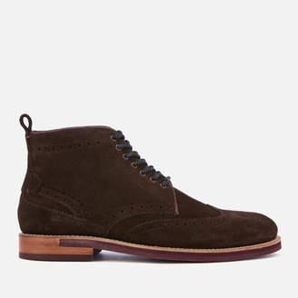Ted Baker Men's Shennjo Suede Lace Up Boots