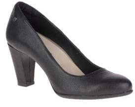 Hush Puppies Classic Leather Pumps