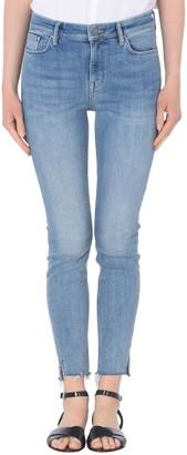 AllSaints Denim pants - Item 42677399