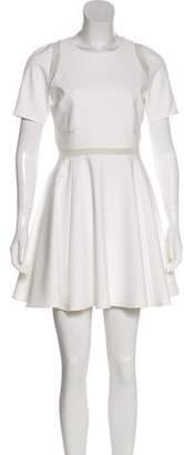 Elizabeth and James Mini A-Line Dress
