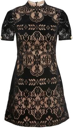Alice McCall Eyes On Me Mini Dress