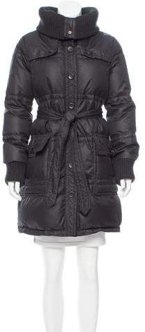 Marc by Marc Jacobs Knee-Length Down Coat