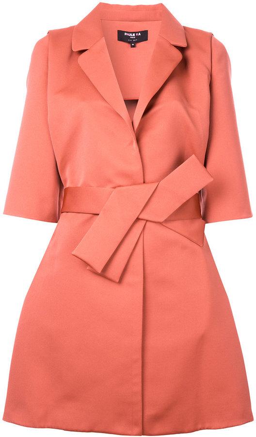 Paule KaPaule Ka short sleeve coat