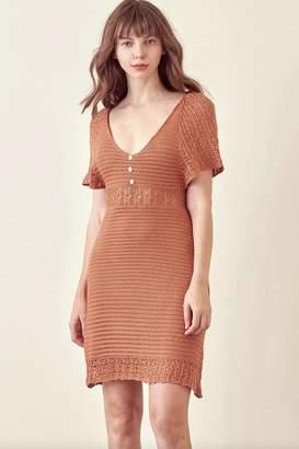 Storia Crotched Fall Dress