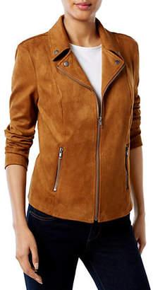 Style&Co. STYLE & CO. Petite Moto Jacket