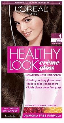 L'Oreal Healthy Look Healthy Look Creme Gloss Color