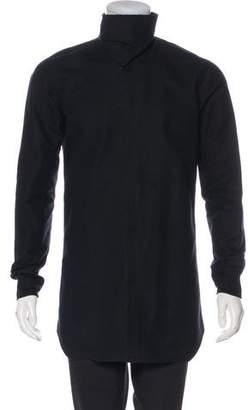 Rick Owens Woven Casual Jacket