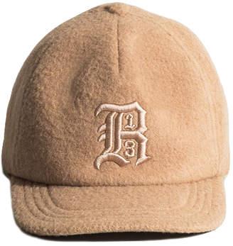 R 13 Flat Brim Baseball Cap