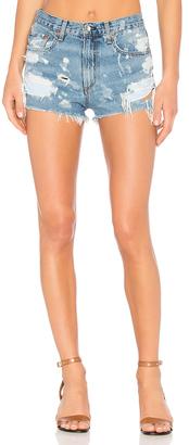 rag & bone/JEAN Justine Short $195 thestylecure.com