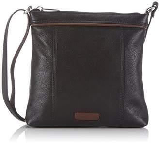 Bodenschatz Womens M-210 RN_22x19x3 cm Cross-Body Bag Multicolour Size: