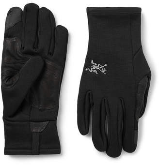 Arc'teryx Rivet Touchscreen Polartec Power Stretch Fleece Gloves
