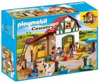 Playmobil 6927 Country Pony Farm
