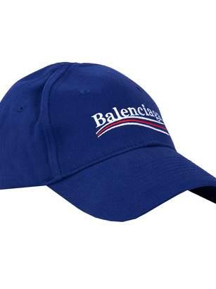 Balenciaga New Political Logo Cap