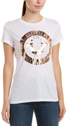 True Religion Circle Horseshoe T-Shirt