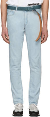 Name Blue Skinny Jeans