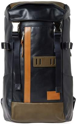 MASTERPIECE Master Piece Leather Over Backpack