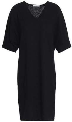 Dagmar House Of Ines Slub Cotton And Linen-Blend Jersey Dress
