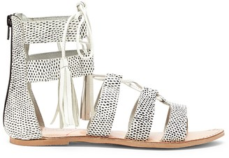 Calla Lace-up Gladiator $74.95 thestylecure.com