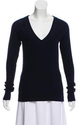 Nili Lotan Cashmere V-Neck Sweater
