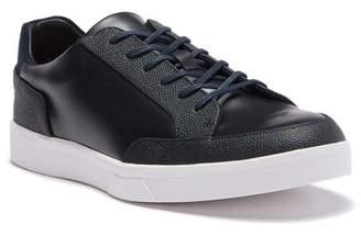 Modern American Designer Izar Leather Sneaker