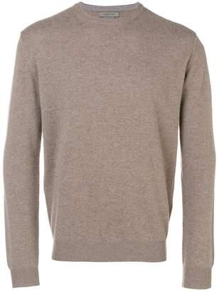 Corneliani crew neck sweater