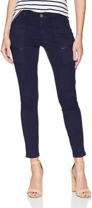 Joie Women's Park Skinny Slim Fit Ankle Zip Pants