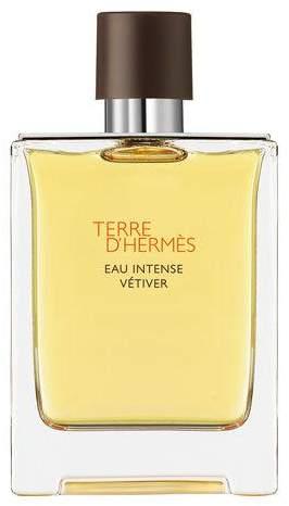 Hermes Terre d'Hermes Eau Intense Vetiver Eau de Parfum, 3.4 oz./ 100 mL