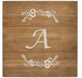 Cathy's Concepts Rustic Wood Sign