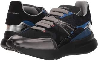 Alexander McQueen Multi New Runner Sneaker Men's Shoes