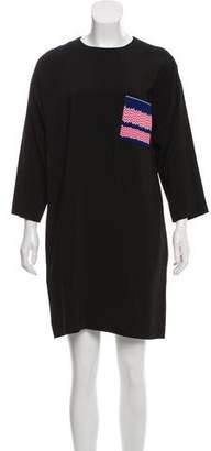 Celine Mini Shift Dress