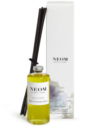 Neom Organics Reed Diffuser Refill: Real Luxury (100ml)