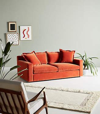 Anthropologie Katina Two-Cushion Sofa