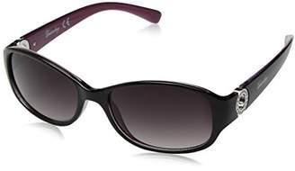 UNIONBAY Union Bay Women's U288 OX Oval Sunglasses