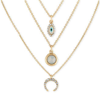 Rachel Roy Gold-Tone 3-Pc. Set Pendant Necklaces