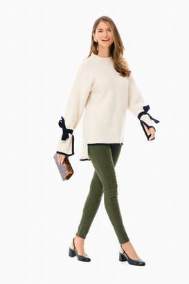 AG Jeans Farrah Skinny Ankle Leatherette