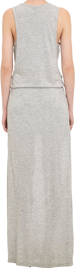 A.L.C. Jersey Sleeveless Maxi Dress