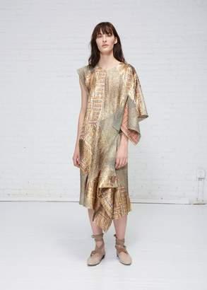 J.W.Anderson Aztec Jacquard Knit Dress