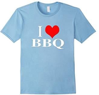 I Love BBQ Shirt