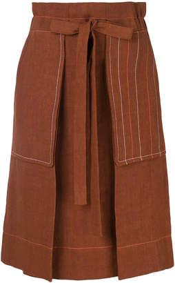 Sonia Rykiel fitted pencil skirt
