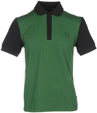 Raf Simons Fred Perry Polo Tape Spalle