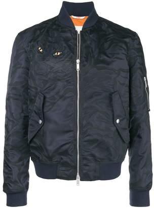 Valentino loose bomber jacket