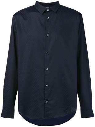 Emporio Armani basic patterned shirt