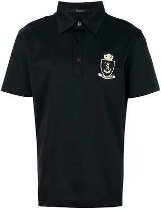 Billionaire crest polo shirt