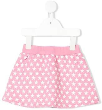 MSGM star print skirt