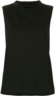 ASTRAET high neck tank top